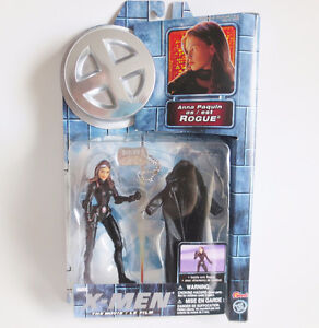 X-MEN The Movie Anna Paquin as Rogue Action Figure NEW 2000