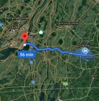 Covoiturage Granby ➡️Montréal  et Montréal ➡️GRANBY