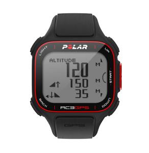 Polar RC3 GPS, montre sport très peu porté.