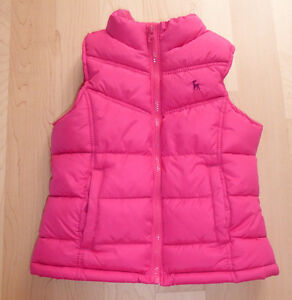 Old Navy puffy vest, mittens, hat, scarf, size 6\7 years