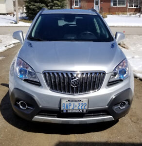 2016 BUICK ENCORE AWD LEATHER INTERIOR NO LIEN