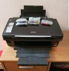 Epson stylus sx200 printer