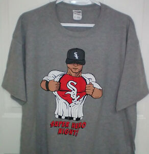 Chicago White Sox T Shirt Size XL Adult London Ontario image 1