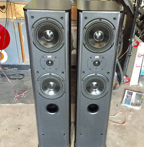 PSB CENTURY 1000 i SPEAKERS MINT CONDITION