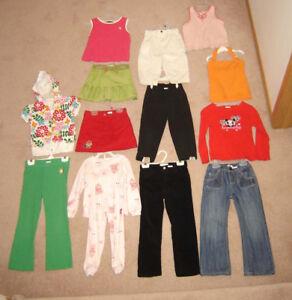 Girls Clothes, Fall Jacket, Dance Leotard - sizes 5, 6