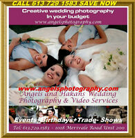 WEDDING Photography from $499++AFFORDABLE EVENT+WEDDING PLANNER