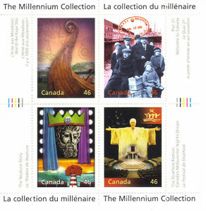 Canada Stamps - The Millennium Collection - Canada's Cultural Fa West Island Greater Montréal image 1