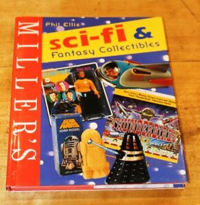 Sci-Fi and Fantasy Collectibles Book by Phil Ellis