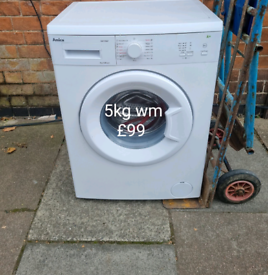 Amica 5kg washing machine free delivery in derby
