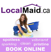 Cleaning Service, Book Online or Call Us $24/hr Vernon BC