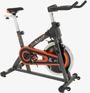 Summit spin bike