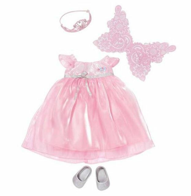 Zapf Creation Baby Born Deluxe Dress Accessory Pack fairy princess