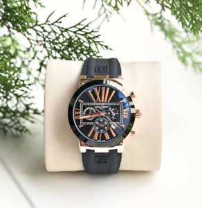 It's his Ulysse Nardin. Put Luxury in your watch collection!