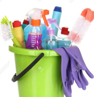 Do you need your house or condo clean?