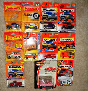 Matchbox 57 Lincoln 33 Ford 33 Willys Volvo Shell Texaco Diecast