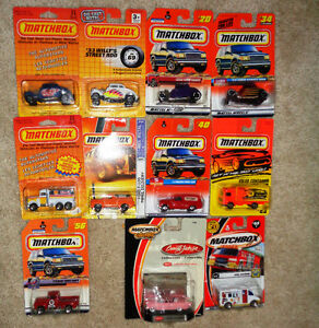 Matchbox 33 Ford / Willy's Hot Rods  Volvo Shell Texaco Diecast