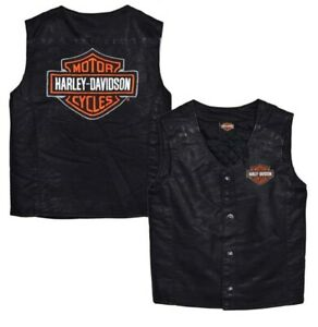 Child's Harley-Davidson Vest