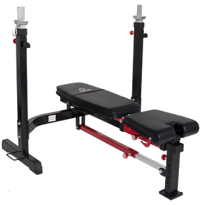 Olympic Adjustable Weight Bench Press - Foldaway Design - 1 Only Canning Vale Canning Area Preview