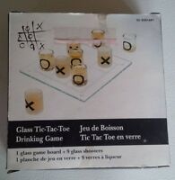 Drinking Game Tic Tac Toe