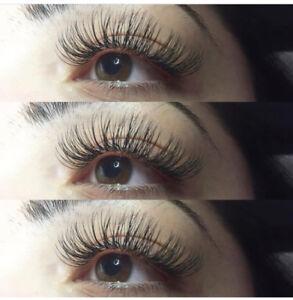 Eyelash Extensions & Lash Lifts
