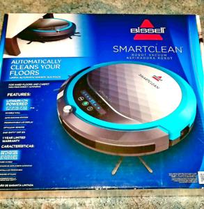 New Bissell SmartClean Robotic Vacuum MDL# 1605