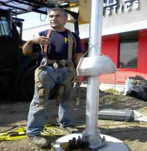 Flagpole Repair & Installation by Flag & Sign Depot Windsor Region Ontario image 2