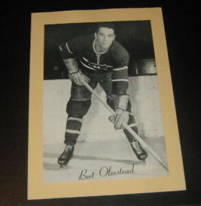 1944-64 Group 1 Bee Hives Montreal Canadiens