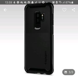 *BARGAIN* Samsung S9 plus Spigen Neo Hybrid Ueban Protective Cover