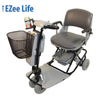 "Ezee Life Mobility Scooter ""DEMO"" like Brand new"