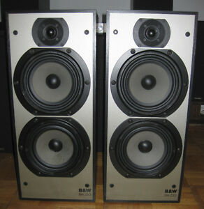 B&W Speakers Bower & Wilkins Model DM220 ( $199.99 today only)