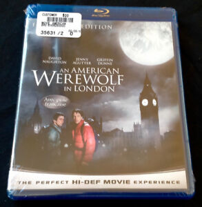 """American Werewolf in London""  Blu-Ray (still sealed)"