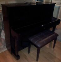 BEAUTIFUL SHAFER & SONS PIANO