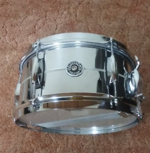 """6x12"""" Gretsch Brooklyn snare. Mint condition."""