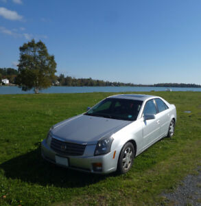 2003 Cadillac CTS  Auto Deluxe - low KM - now certified