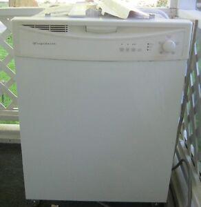 Older Model Frigidaire Built in Dishwasher