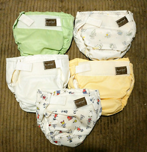 Kushies ultra cloth diaper all-in-ones