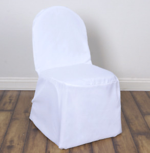 150 polyester banquet chair covers