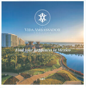 Nuevo Vallarta, Vidanta Resorts, Studio to 3 bed  from US$900.