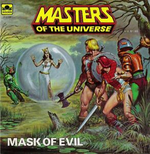 Masters of the Universe: He-Man Golden Storybooks (1983)