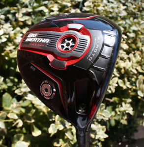 Callaway Big Bertha 815 Alpha Driver with Shaft Options - Great!