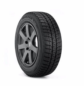 235/65R16 Bridgestone Blizzack Winter Tires   Only $141.75/each