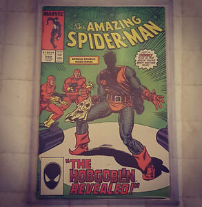 The Amazing Spiderman issue #289 Cornwall Ontario image 1