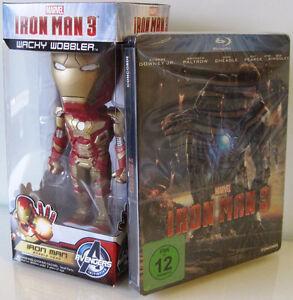 Iron Man 3 Blu-ray SteelBooks For Sale