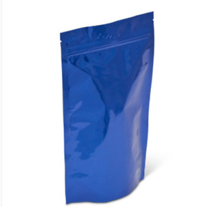 Bath Salt Packaging Vapor Barrier Stand Up Pouches with Zipper