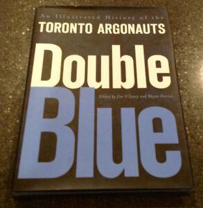 Double Blue Toronto Argonauts