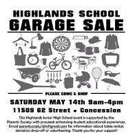 Garage Sale Northeast