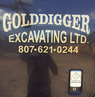 Golddigger Excavating LTD now hiring all positions