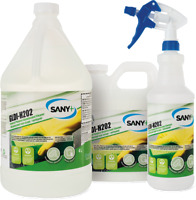 Cleaning supplies & equipment available!