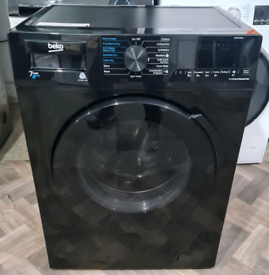Black Beko Washing Machine - Excellent condition/ Free local delivery