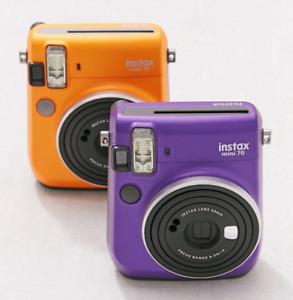 Brand New In Box Fujifilm Instax Mini 70 Instant Camera